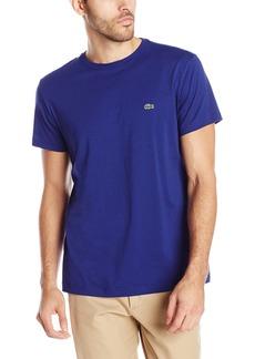 Lacoste Men's Discontinued Short Sleeve Crew Neck Pima Cotton Jersey T-Shirt