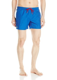 Lacoste Men's Solid Taffeta 6 Inch Swim Trunk MH7091  XL