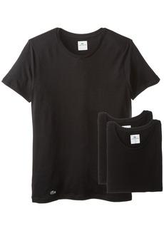 Lacoste Men's  Essentials Cotton Crew Neck T-Shirt   (Pack of 3)