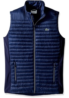 Lacoste Men's Golf Lifestyle Sport Golf Ripstop Vest  60