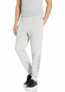 Lacoste Men's Graphic Fleece Jogger Sweatpants  4XL