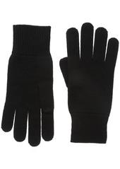 Lacoste Men's Green Croc Cashmere Jersey Gloves  L/XL