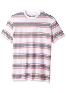 Lacoste Men's Irregular Stripe Jersey T-Shirt TH1932-51  L