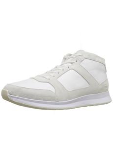 Lacoste Men's Joggeur Mid 316 1 Cam Fashion Sneaker   M US