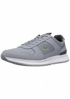 Lacoste Men's Joggeur Sneaker   Medium US