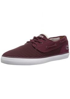 Lacoste Men's Jouer Deck 317 1 Sneaker  10.5 M US