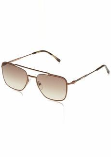 Lacoste Men's L105SND Aviator Sunglasses