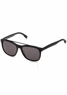 Lacoste Men's L822S Rectangular Sunglasses
