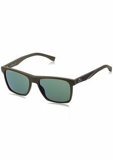 Lacoste Men's L900S Rectangular Sunglasses