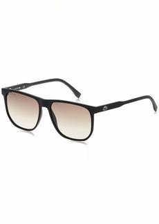 Lacoste Men's L922S Rectangular Sunglasses