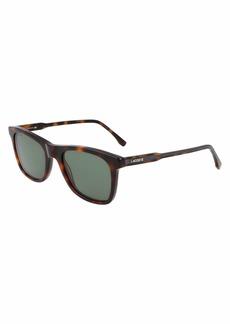 Lacoste Men's L933S-214 Sunglasses HAVANA