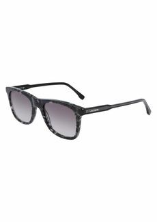 Lacoste Men's L933S-215 Square Sunglasses