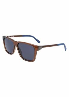Lacoste Men's L934S-210 Square Sunglasses