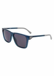 Lacoste Men's L934S-424 Square Sunglasses