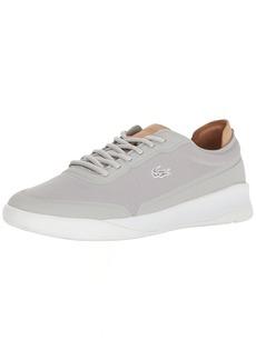 Lacoste Men's Light Spirit Elite 117 3 Casual Shoe Fashion Sneaker Grey