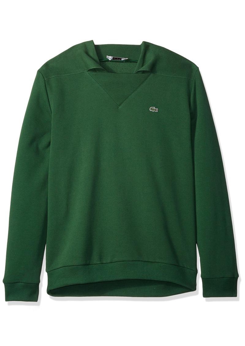 Lacoste Men's Long Sleeve 85th Anni Fleece Sweatshirt SH7302