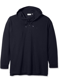 Lacoste Men's Long Sleeve Athleisure Petit Pique Hoodie Polo PH3206