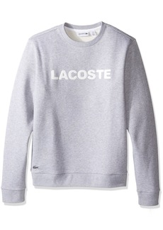 Lacoste Men's Long Sleeve Camo Logo Fleece SH9607-51