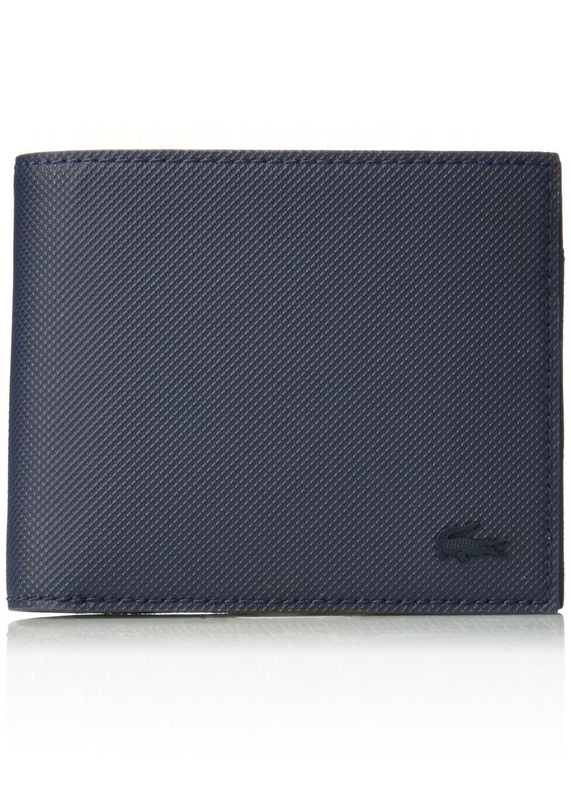 615211b2c5ee Lacoste Lacoste Men s Men S Classic S Billfold Coin Wallet
