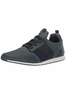 Lacoste Men's MENERVA Sneaker   Medium US