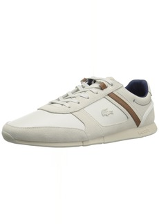 Lacoste Men's MENERVA Sneaker   Medium US
