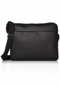 Lacoste Men's MEN'S SMALL CLASSIC AIRLINE BAG Accessory -black ONE