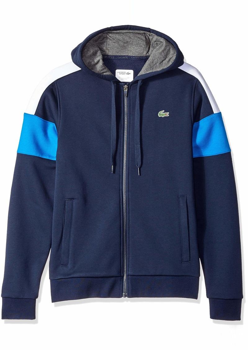 Hooded Lacoste Sale Media Colorblock Mixed Sweatshirt Men's nXap6az