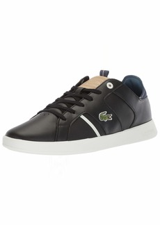 Lacoste Men's Novas Sneaker   Medium US