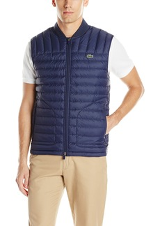 Lacoste Men's Packable Vest BH9645-51