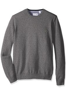 Lacoste Men's Seg 1 Cotton Jersey Crewneck Sweater AH0352-51  3XL
