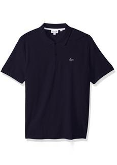 Lacoste Men's Short Sleeve 3 Ply Regular Fitular Pique Polo  XL