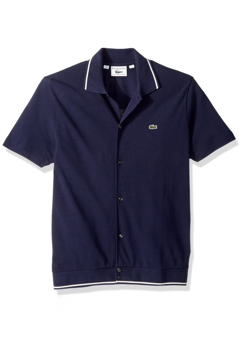 4fc366aa Lacoste Lacoste Men's Short Sleeve '85th Anni' 60's Regular Fit Polo ...
