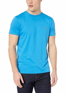 Lacoste Men's Short Sleeve Crew Neck Pima Cotton Jersey Crew Neck Tee  XXXL