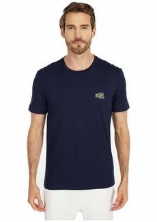 Lacoste Men's Short Sleeve Croc Animation Jersey T-Shirt  XL
