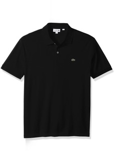 Lacoste Men's Short Sleeve Pima Jersey Interlock Regular Fit Polo DH2050  S
