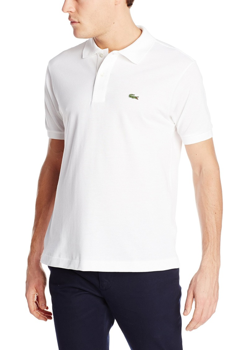 394cafd43 On Sale today! Lacoste Lacoste Men's Short Sleeve Pique L.12.12 ...