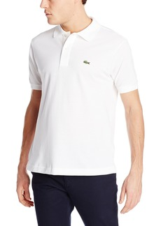 Lacoste Men's Short Sleeve Pique L.12.12 Classic Fit Polo Shirt   3X-