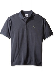 Lacoste Men's Short Sleeve Pique L.12.12 Classic Fit Polo Shirt Past Season