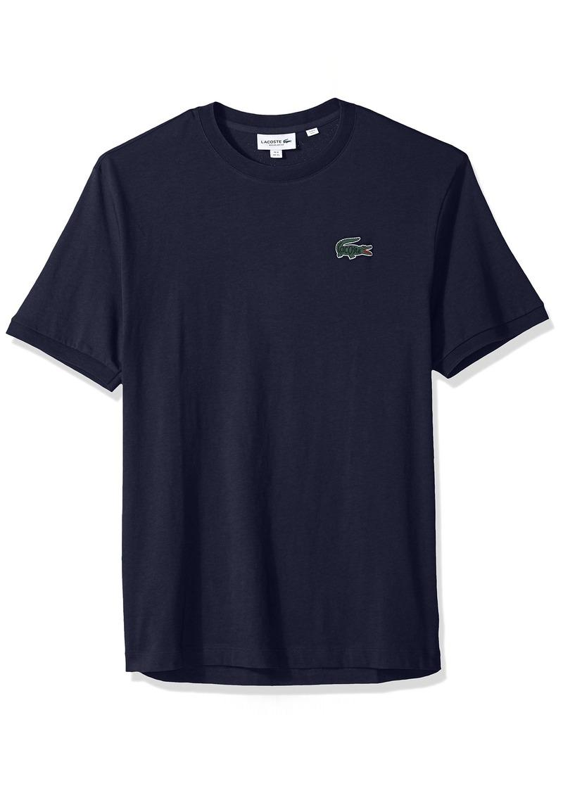 Lacoste Men's Short Sleeve Vintage Croc Jersey Regular Fit T-Shirt TH3246