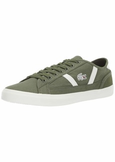 Lacoste Men's Sideline Sneaker   Medium US
