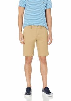 Lacoste Men's Silm Fit Stretch Gabardine Bermuda Shorts