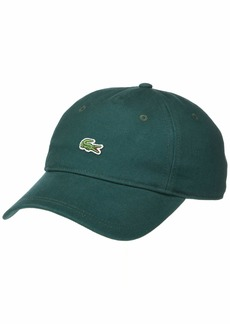 Lacoste Men's 'Small Croc' Strapback Cap BEECHE ONE