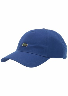 Lacoste Mens Small Croc Strapback Cap  ONE