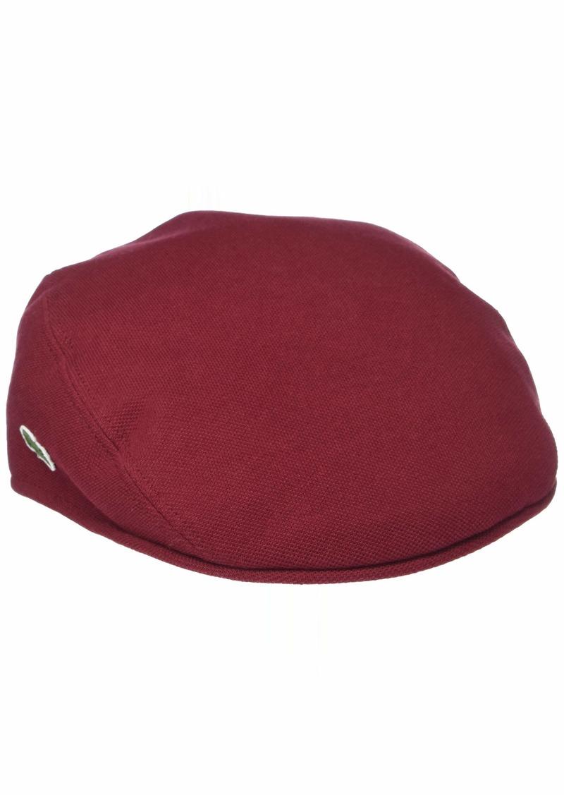Lacoste Men's Soild Little Side Croc HAT  S