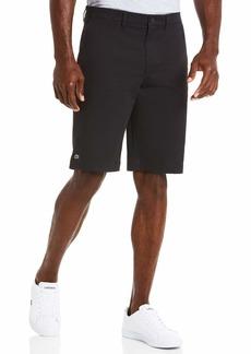 Lacoste Men's Solid Bermuda Gabardine REG FIT Short