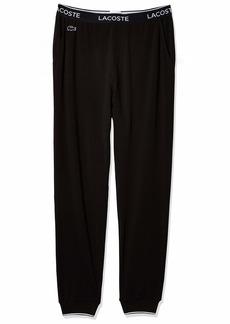 Lacoste Men's Solid Pajama Pant