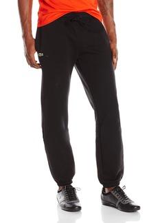 Lacoste Men's Sport Brushed Fleece Pant with Elastic Leg Opening5