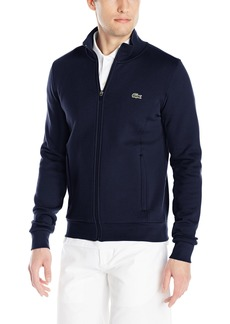 Lacoste Men's Sport Full Zip Fleece Sweatshirt