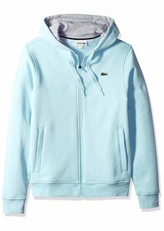 Lacoste Men's Sport Long Sleeve Fleece Full Zip Hoodie  4X-Large