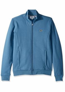 Lacoste Men's Sport Long Sleeve Full Zip Fleece Sweatshirt NEOTTIA